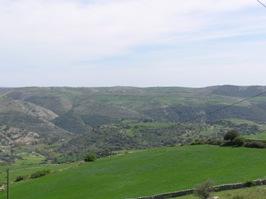 Monte Lauro, panorama
